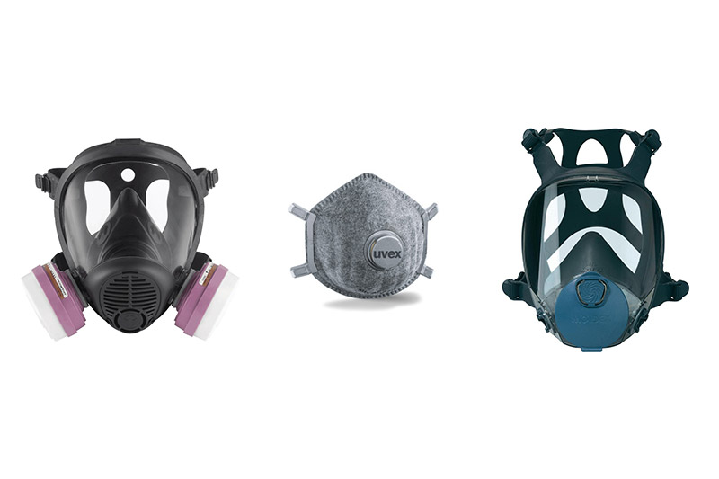 masque et pollution atmosphérique