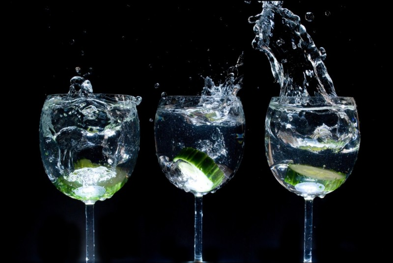 eau en bouteille versus eau du robinet